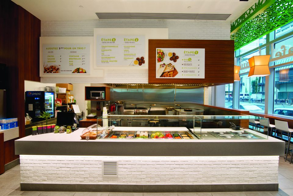 restaurant falafel avenue